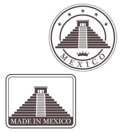 chichen itza: mexico