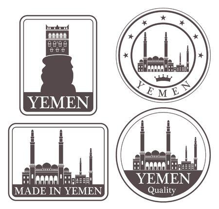 yemen: yemen Illustration