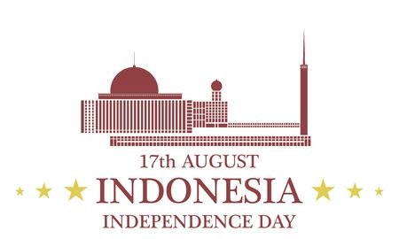 relic: Independence Day. Indonesia Illustration
