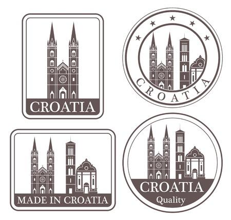 saint stephen cathedral: croatia