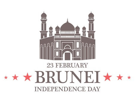 islamabad: Independence Day. Brunei Illustration