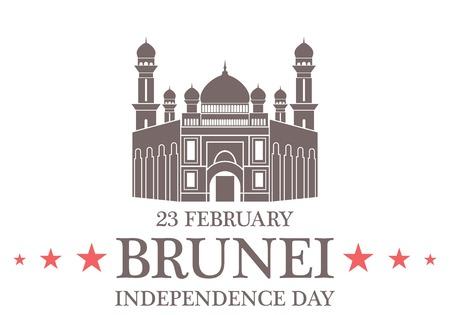 islamabad: Independence Day. Brunei Illustration