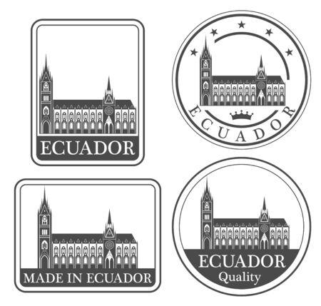 ecuador: ecuador Illustration