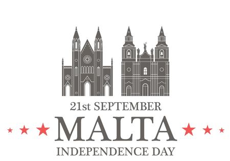 Independence Day. Malta