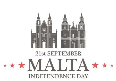 独立記念日。マルタ