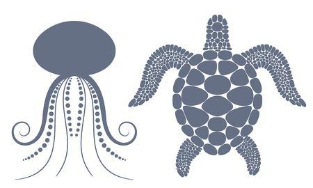 reptile: reptile Illustration