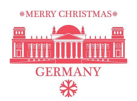 greeting: Greeting Card. Germany