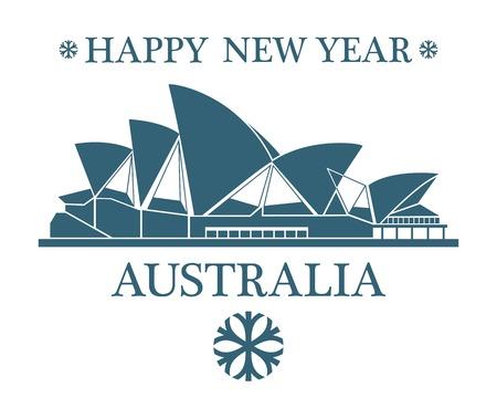 greeting: Greeting Card. Australia
