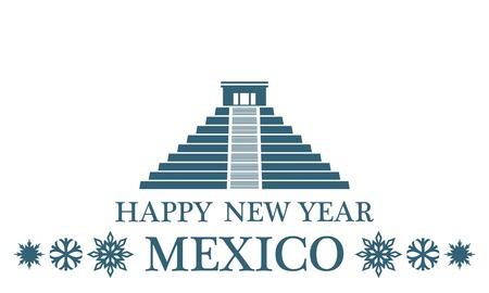 greeting: Greeting Card. Mexico