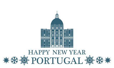 greeting: Greeting Card. Portugal