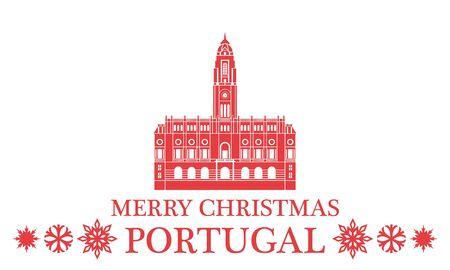 Merry Christmas Portugal
