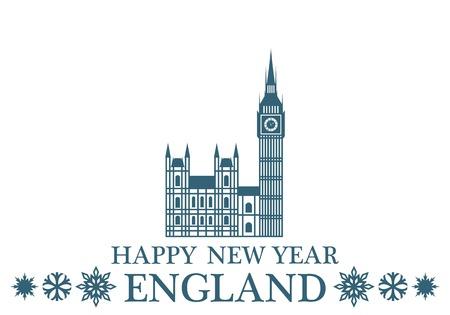 new england: Happy New Year England