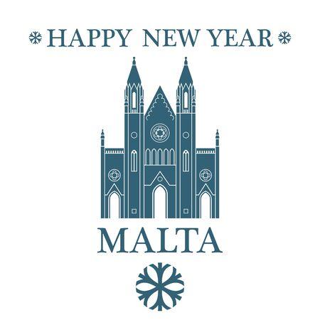 Happy New Year Malta