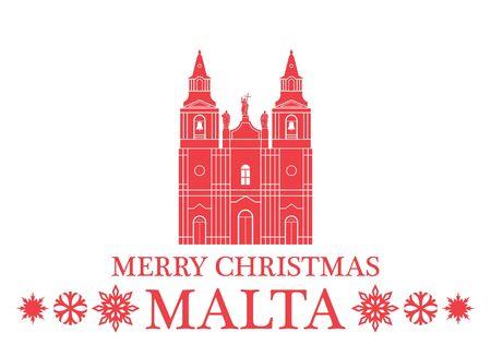 Merry Christmas Malta