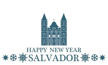 Gelukkig Nieuwjaar Salvador