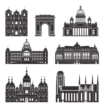 Architecture Ilustração