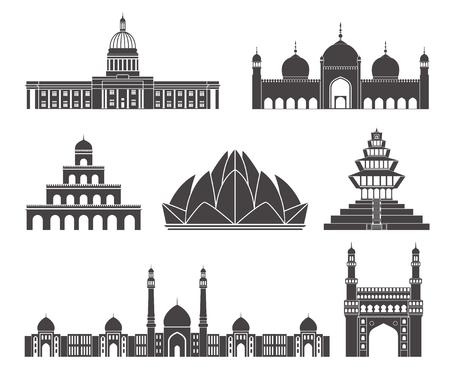 Architecture Иллюстрация