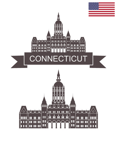 State of Connecticut. Connecticut State Capitol in Hartford
