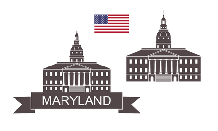 State of Maryland. State Capitol of Maryland, Annapolis
