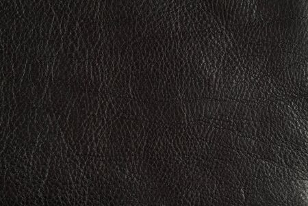 Black fine leather texture background