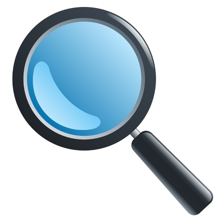 Magnifier Stock Vector - 13238522
