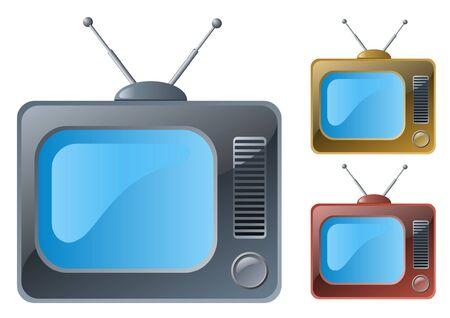 TV Stock Vector - 13238521