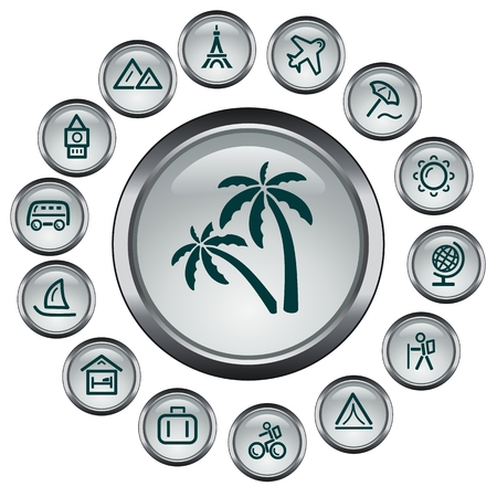 button set: Travel Set-Taste