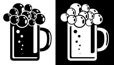 Beer icon Illustration