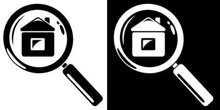 home search: Home search icon