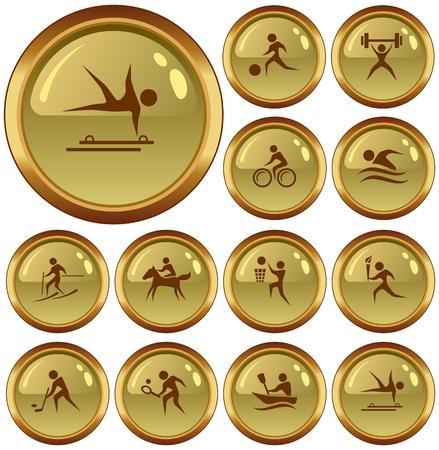 button set: Sport-Taste Set