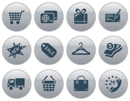 button set: