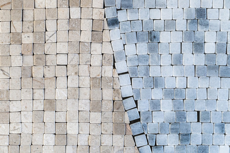 mosaic floor: Different abstract mosaic, wall, floor tile