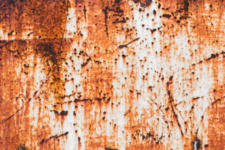 corroded: Abstract corroded colorful rusty metal background, rusty metal texture, empty for text