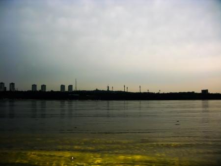 volga: Volga river Stock Photo
