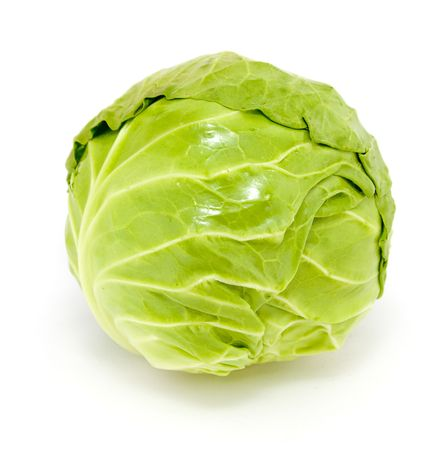 Green cabbage Stock Photo - 5148984