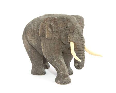 Elephant figurine Stock Photo - 5161690