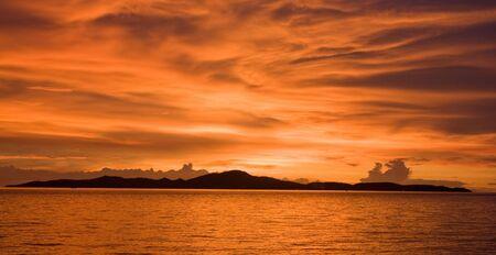 Sunset Stock Photo - 5428263