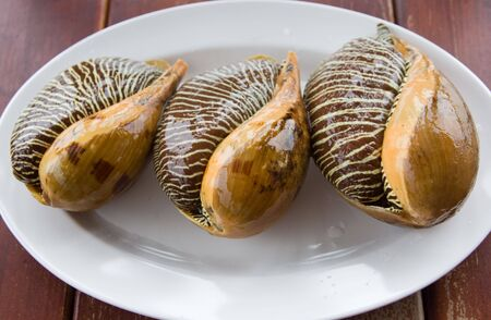 mucus: Asian meal Stock Photo