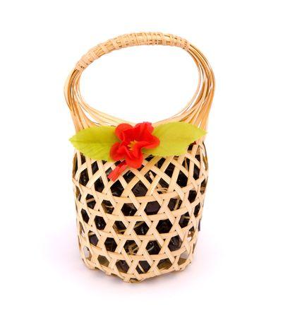 Gift basket - a set of chocolates
