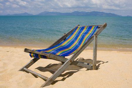 Beautiful beach landscape in Thailand. Stock Photo - 6556431