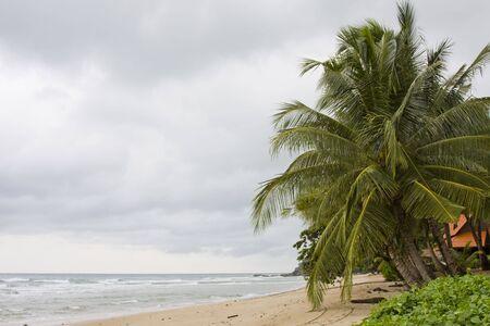 Tropical beach in Thailand. Stock Photo - 7175444