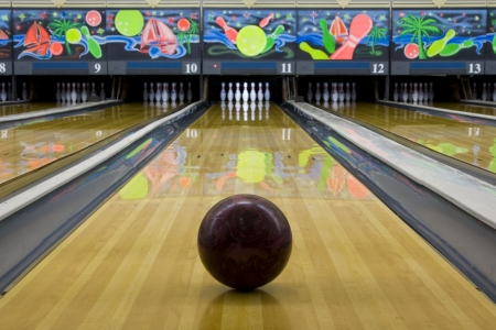 Bowling Stock Photo - 7786939