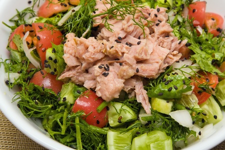Tuna salad photo