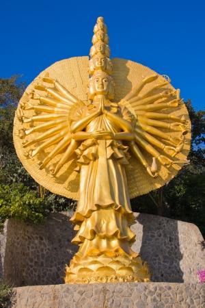 Statue of Buddha in Hua Hin, Thailand Stock Photo - 15695432
