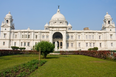 calcutta: Victoria Memorial - Kolkata ( Calcutta ) - India Editorial