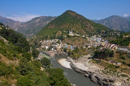 devprayag: Devprayag is the last prayag of Alaknanda River