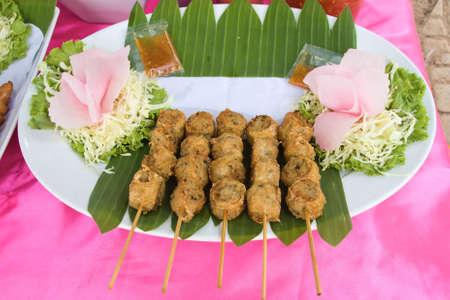 Thai sausage Stock Photo - 17009903