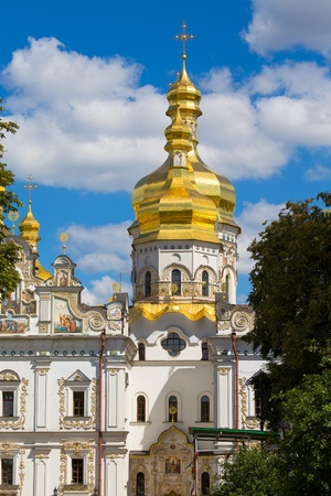 Kiev Pechersk Lavra or Kyiv Pechersk Lavra ( Kyievo-Pechers'ka lavra ) photo