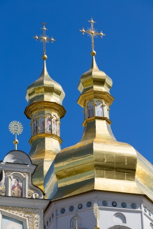 Kiev Pechersk Lavra or Kyiv Pechersk Lavra ( Kyievo-Pecherska lavra ) photo