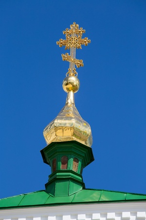 Kiev Pechersk Lavra or Kyiv Pechersk Lavra ( Kiev Monastery of the Caves) photo